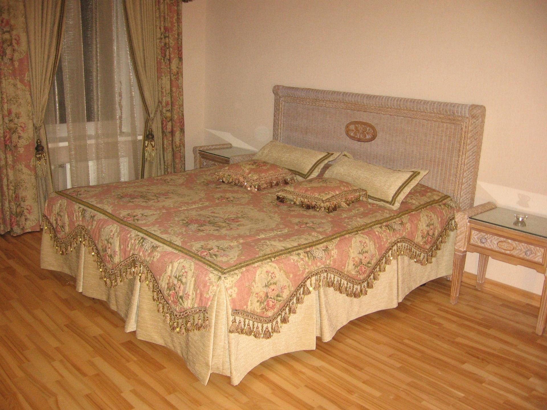 gultas pārklāji